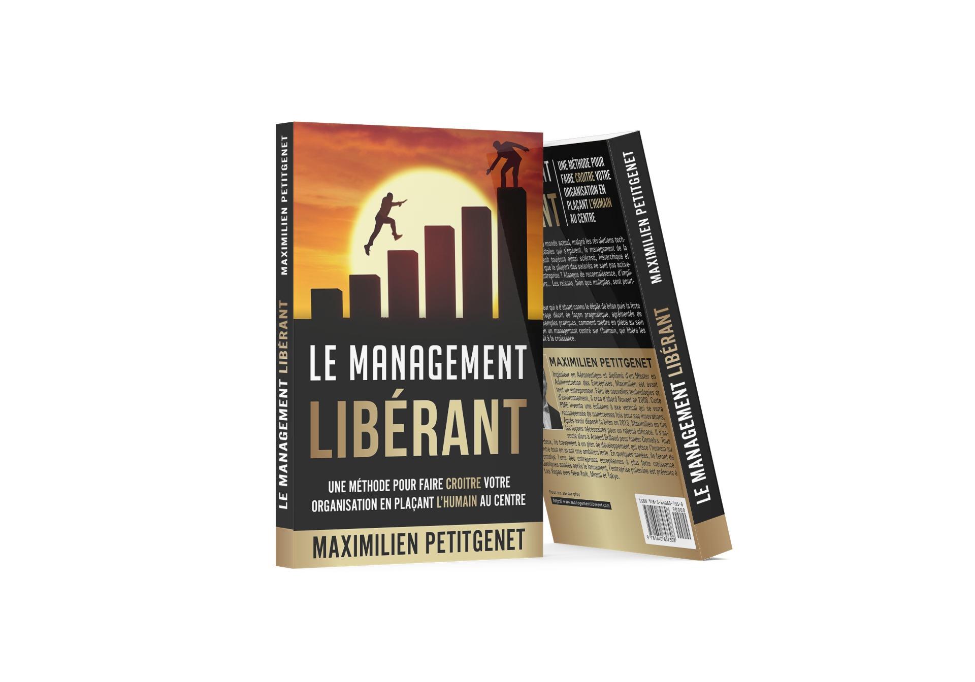 Management libérant, le livre